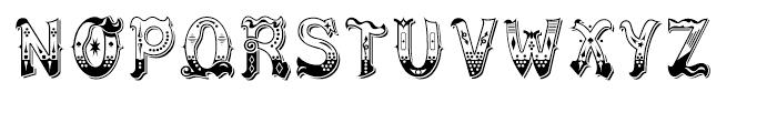 Carnavale Delight Regular Font UPPERCASE