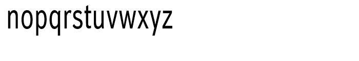 Carnova Narrow Font LOWERCASE