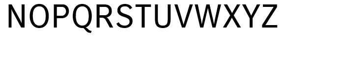 Carnova Regular Font UPPERCASE