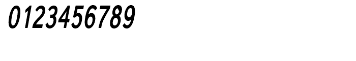 Carnova SemiBld Narrow Obl Font OTHER CHARS