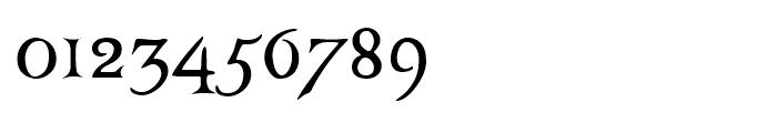 Castine Regular Font OTHER CHARS