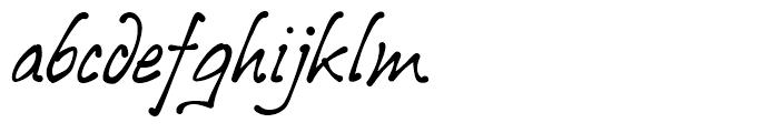Catholic Girls Regular Font LOWERCASE