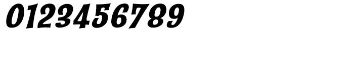 Catseye Bold Italic Font OTHER CHARS