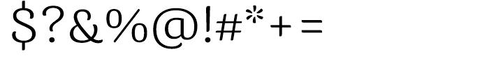 Caturrita Light Font OTHER CHARS