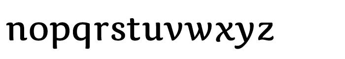 Caturrita Regular Font LOWERCASE