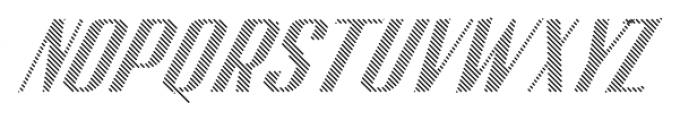 CA SpyRoyal Line Bold Font UPPERCASE