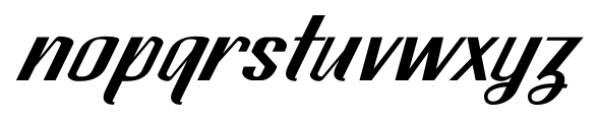 CA SpyRoyal Regular Font LOWERCASE