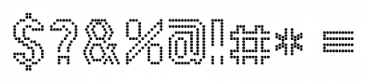 CA VivaLasVegasNight Regular Font OTHER CHARS