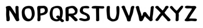 Caffeine Bold Font UPPERCASE