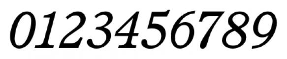 Calgary Italic Font OTHER CHARS