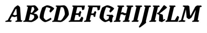 Canilari Bold Italic Pro Font