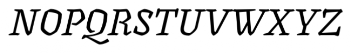 Canilari Italic Std Font - What Font Is