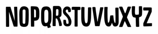 Canoodle Regular Font LOWERCASE