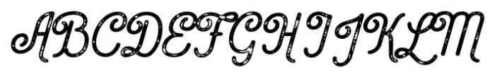 Catfish Press Regular Font UPPERCASE