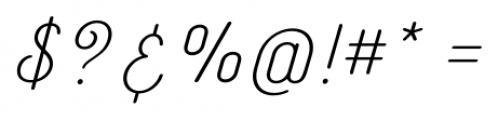 Catfish Regular Font OTHER CHARS