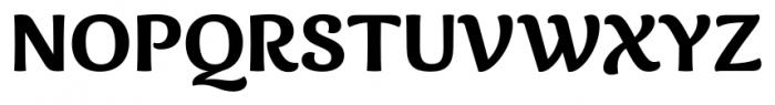 Caturrita Bold Font UPPERCASE