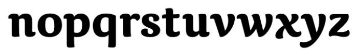 Caturrita Bold Font LOWERCASE