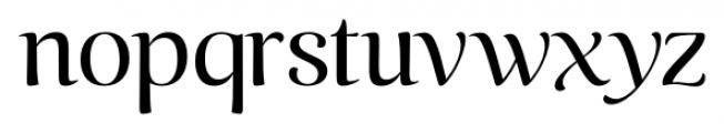 Caturrita Display Regular Font LOWERCASE