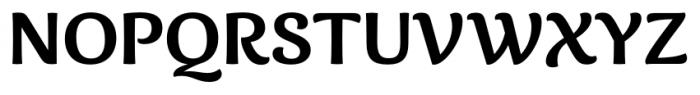 Caturrita Medium Font UPPERCASE