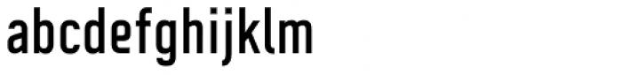 CA Geheimagent Font LOWERCASE