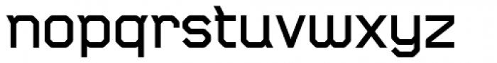 CA Monodon Bold Font LOWERCASE