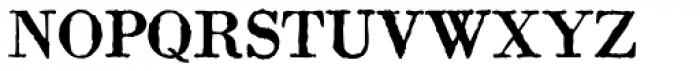 CA Moskow has a Plan Font UPPERCASE