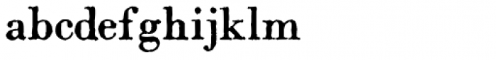 CA Moskow has a Plan Font LOWERCASE