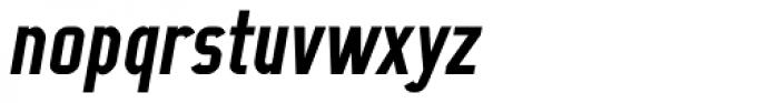 CA No Dr. Medium Italic Font LOWERCASE