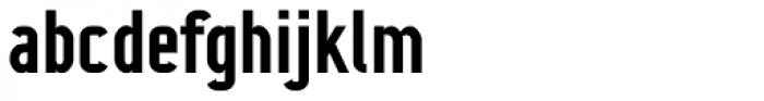 CA No Dr. Medium Font LOWERCASE