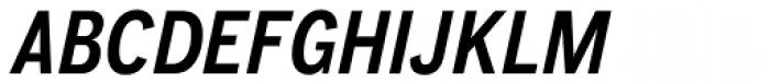 CA Normal Bold Italic Font UPPERCASE