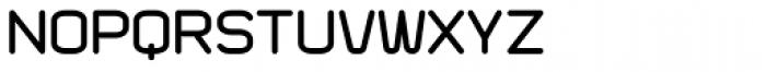 CA Prologue Regular Font UPPERCASE