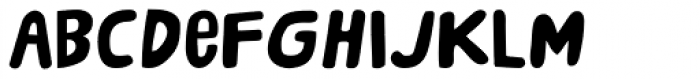 CA Rebel Party Font LOWERCASE