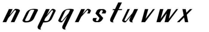 CA Spy Royal Shadow Fill Font LOWERCASE