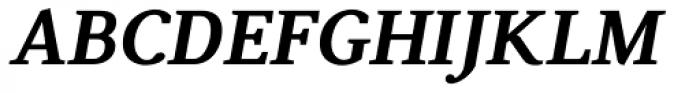 CA Texteron Bold Italic Font UPPERCASE