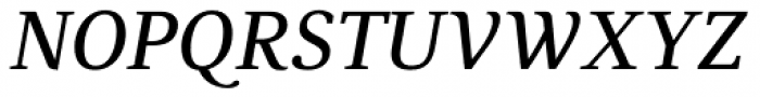 CA Texteron Italic Font UPPERCASE