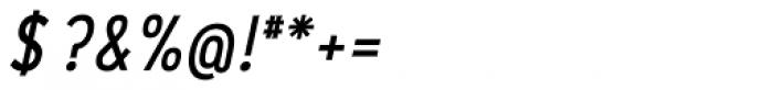 CA Zaracusa Narrow Alt Italic Font OTHER CHARS