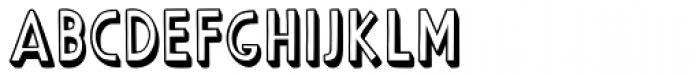 CASU A Font UPPERCASE