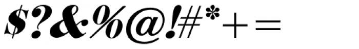 Cabernet JF Pro Italic Font OTHER CHARS