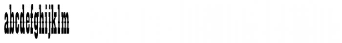Caboose Alternate Font LOWERCASE