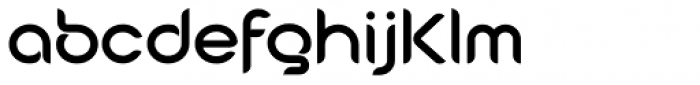 Cabourg Bold Font LOWERCASE
