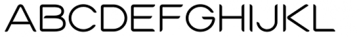 Cabourg Regular Font UPPERCASE