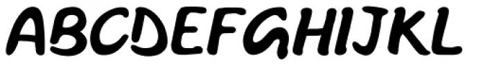 Cabragio ExtraExpd Font UPPERCASE