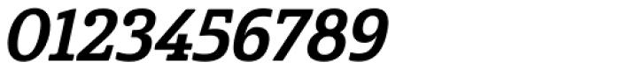 Cabrito Con Bold Italic Font OTHER CHARS