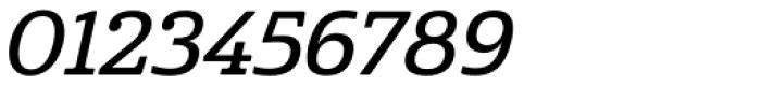 Cabrito Demi Italic Font OTHER CHARS
