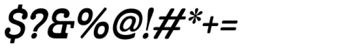 Cabrito Inverto Con Bold Italic Font OTHER CHARS