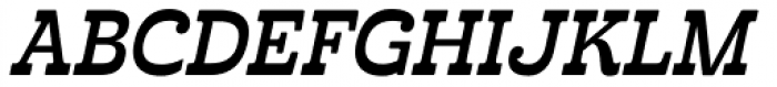 Cabrito Inverto Con Bold Italic Font UPPERCASE