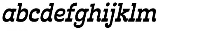 Cabrito Inverto Con Bold Italic Font LOWERCASE