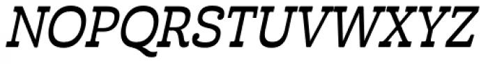Cabrito Inverto Con Demi Italic Font UPPERCASE