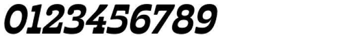 Cabrito Inverto Con ExtraBold Italic Font OTHER CHARS