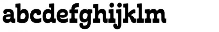 Cabrito Inverto Con ExtraBold Font LOWERCASE